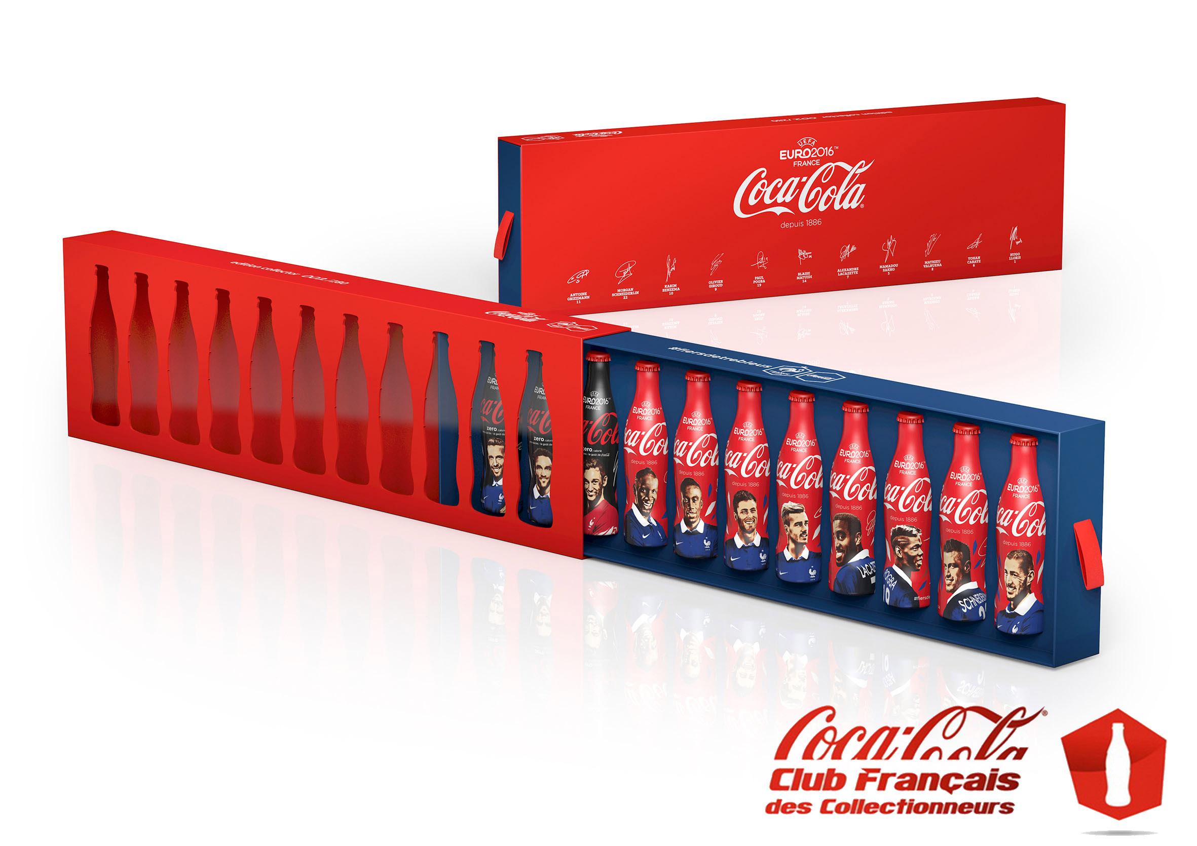 Coffret HD Coca-Cola EDF